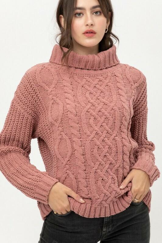 Sweaters   Matt-Chenille-Sweater