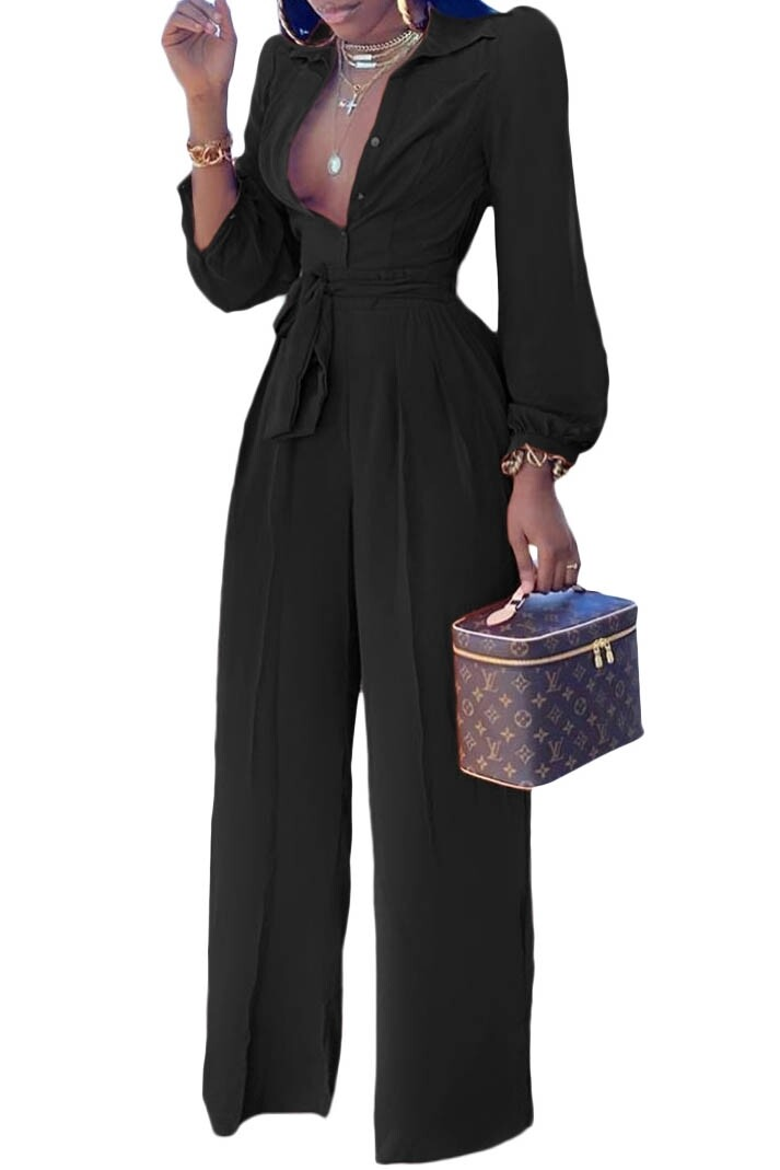 Jumpsuits   One-Piece-Sexy-Long-Sleeve-Jumpsuit