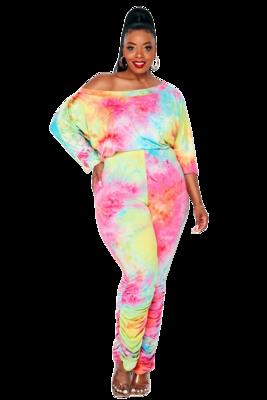 Pants  Multi-colored Jumpsuit