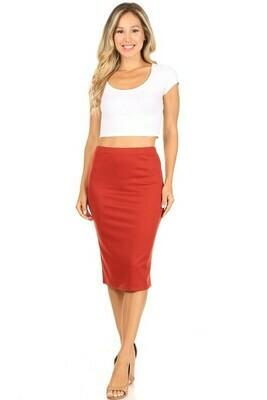 Skirt  Knee-length Pencil Skirt from Discount Diva