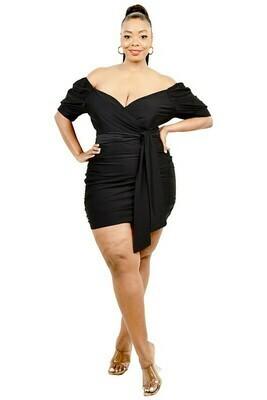 Plus Size Dresses | Mini Dress from Discount Diva
