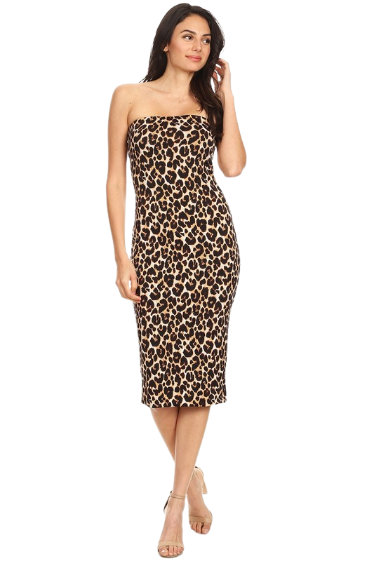 Dresses  Strapless dress from Discount Diva