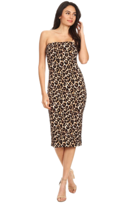 Dresses| Strapless dress from Discount Diva