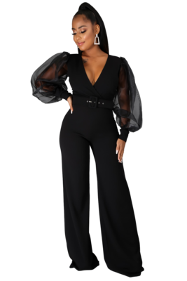 Pants| I'm in it Jumpsuit from Discount Diva Styles