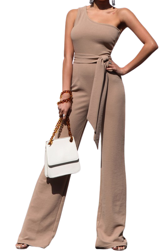 Pants  Over the shoulder Jumpsuit from Discount Diva