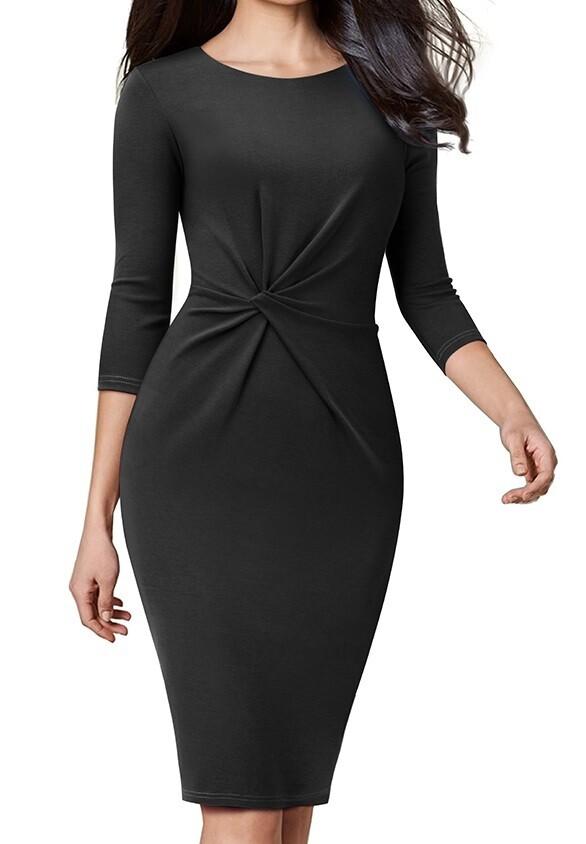 Dresses| The UnBasic Black Dress