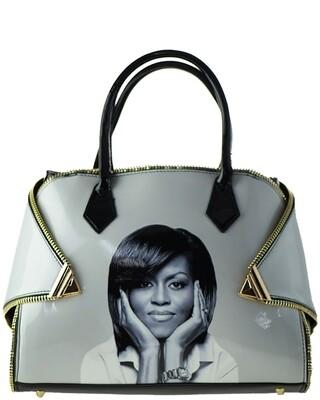 Obama | Zipper Michelle Obama Fashion bag