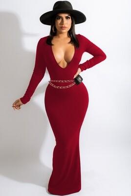 Style Drops| Sexy Maxi Dress