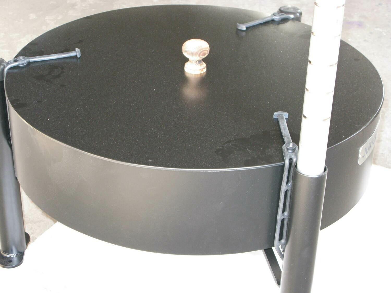 Metallinen suojakansi  Taukonuotio XL sopiva