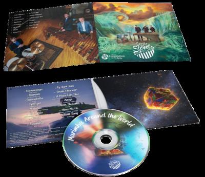 Marimba Around the World CD