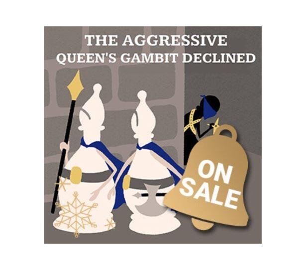 Aggressive Queen's Gambit Declined
