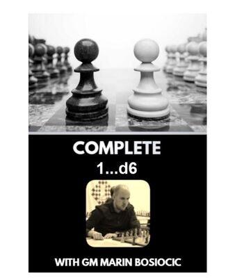 Grandmaster Repertoire 1...d6