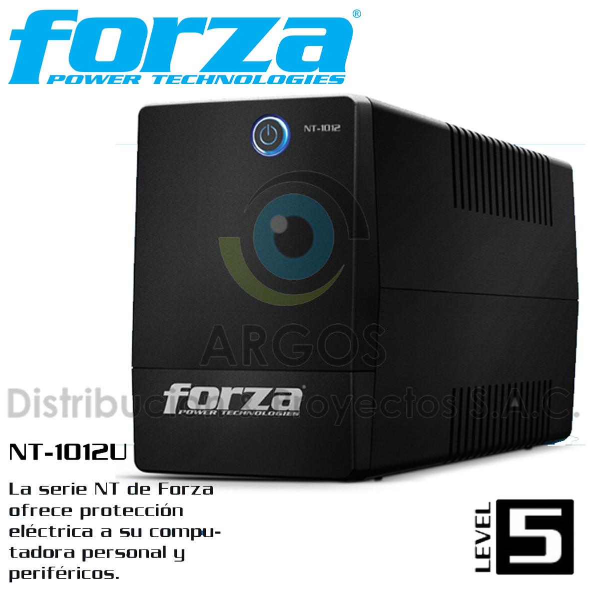 UPS FORZA 1000VA   500W