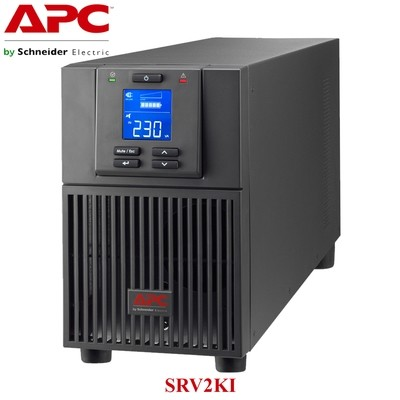 UPS APC EASY ( SRV2KI ) 2000VA | 1600W