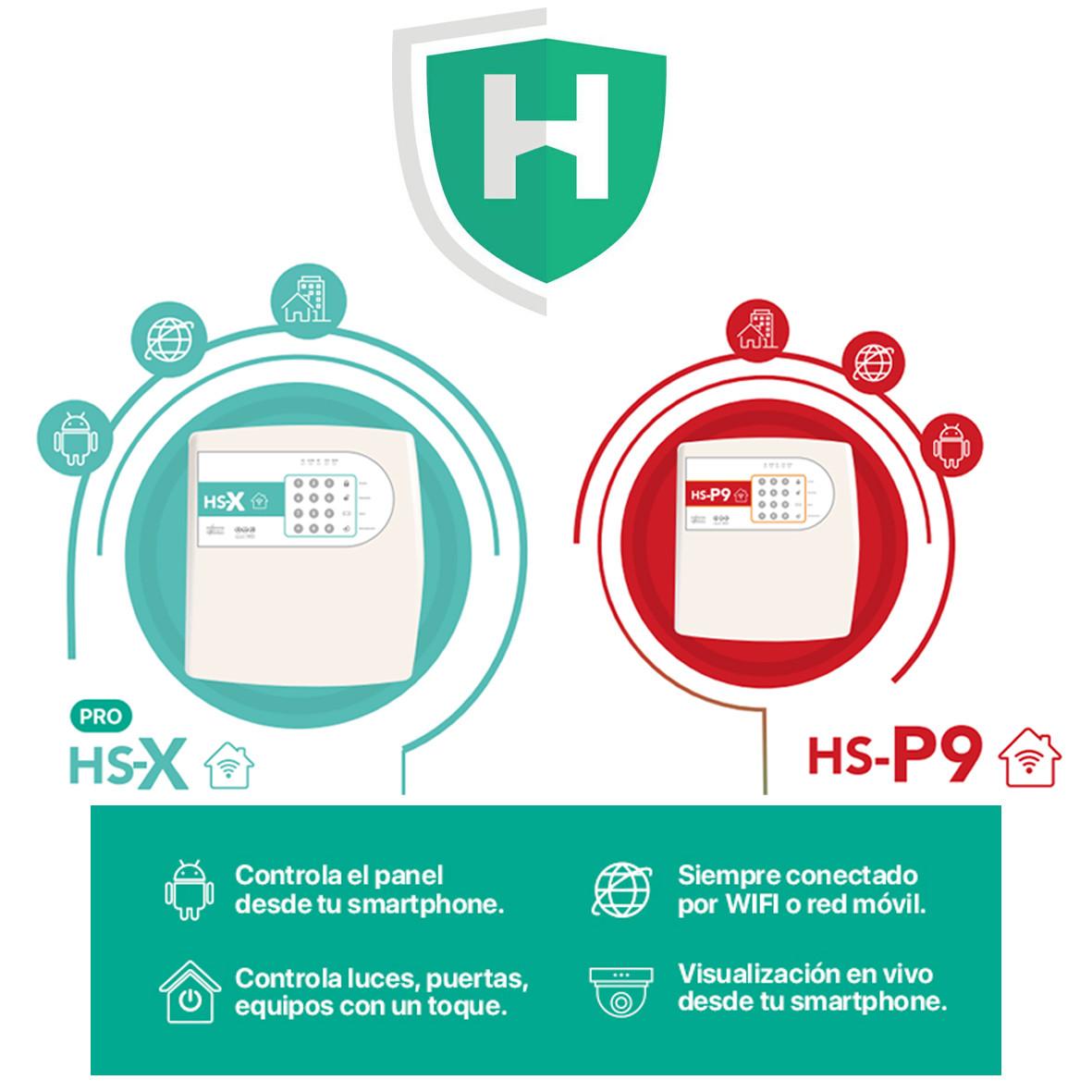 iHAGROY PARA PC - CONFIGURAR HSX, P9, P8