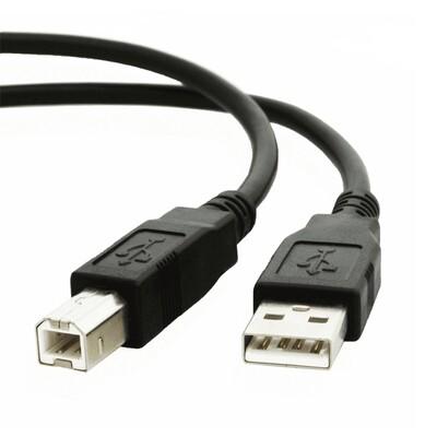 CABLE USB - TIPO AB DE 1,5M, 3M, 5M, 10M