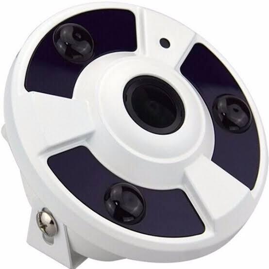 CAMARA OJO DE PEZ CCTV 360° 1080P
