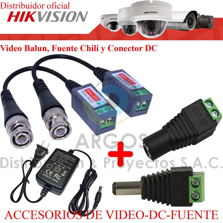 Kit 2 Accesorios para cámara