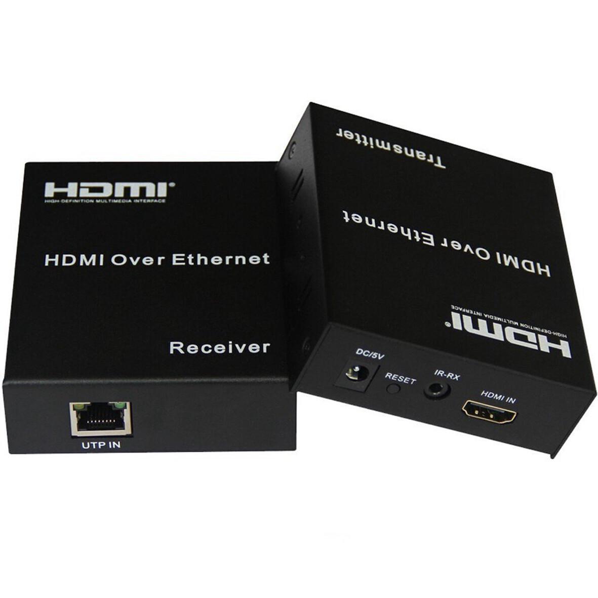 EXTENDER HDMI DE 120M POR UTP