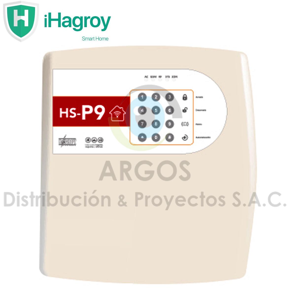 PANEL SMART HAGROY P9 MANUALES
