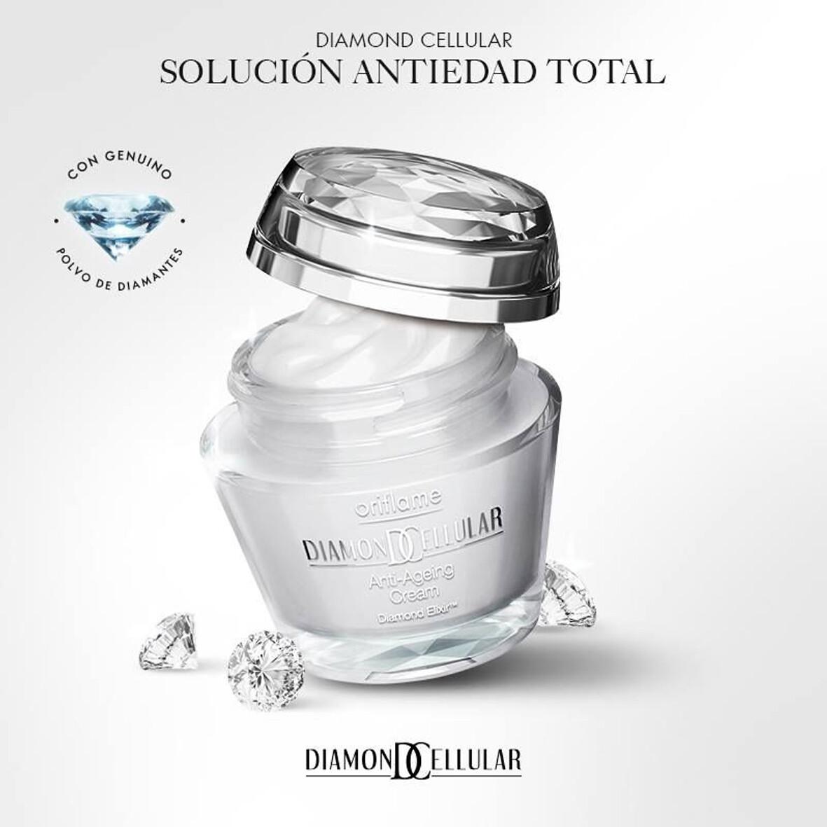 CREMA FACIAL ANTI-EDAD DIAMOND CELLULAR - ORIFLAME