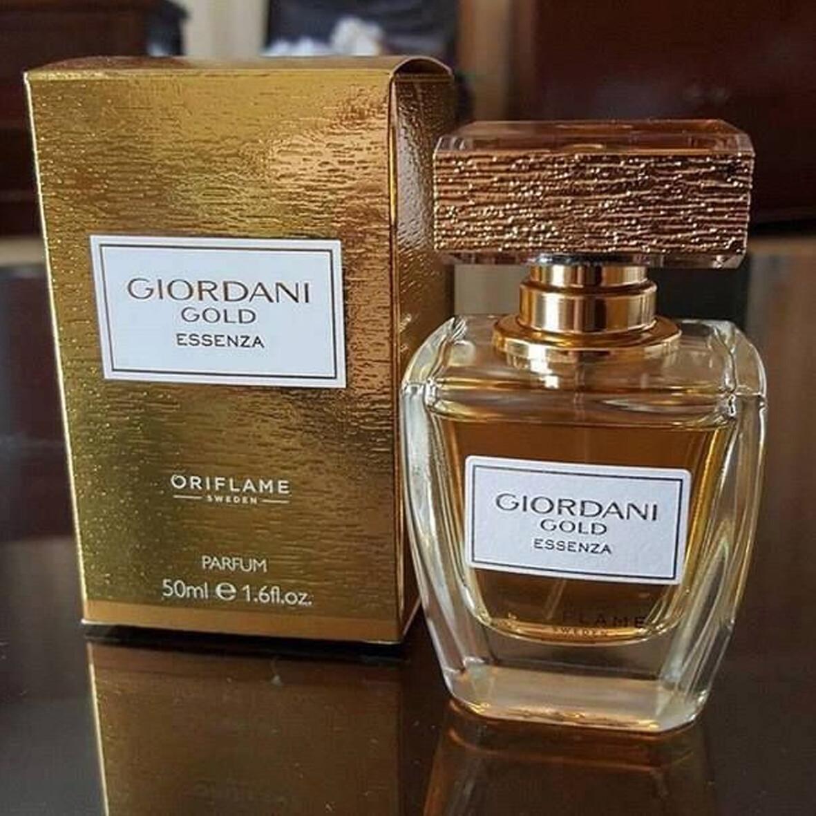 PERFUME DE MUJER MISS GIORDANI GOLD ESSENZA PARFUM - ORIFLAME