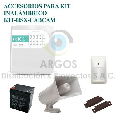 KIT ALARMA GSM SMART HS-X HAGROY