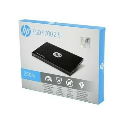 DISCO SOLIDO SSD DE 250GB HP