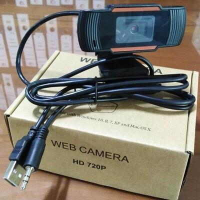 CAMARA WEB PARA PC O LAPTOP | HD 720P | VIDEO Y AUDIO