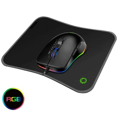 PACK MOUSE GAMEMAX MOUSE + PAD GAMER MG7