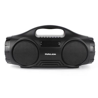 RADIO PARLANTE PORTATIL BLUETOOTH   FM   USB   TF CARD   HALION HA-R42 80W