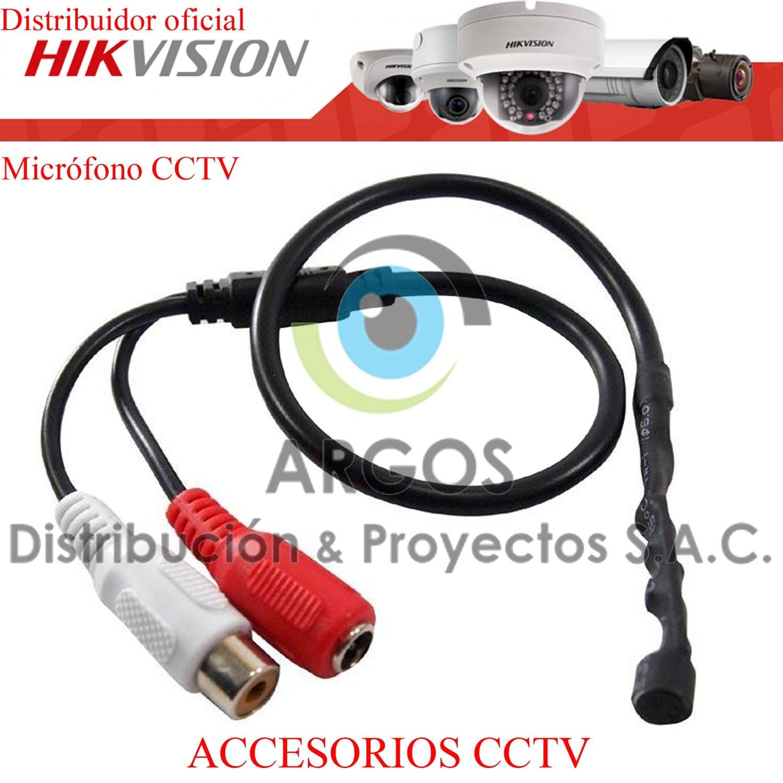 MICROFONO CCTV