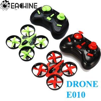 Mini Drone modelo E010 2.4G 4Ch 6 ejes