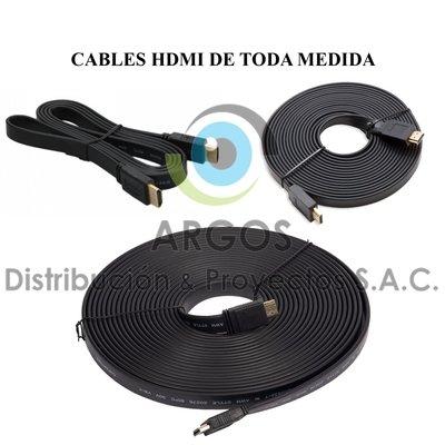 Cables Hdmi a elegir :1.5m Plano Hasta 20m