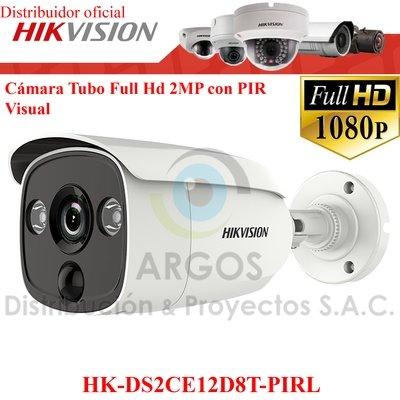 CÁMARA TUBO FULL HD 1080P 20M CON PIR VISUAL   WDR   OSD
