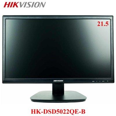 """MONITOR HIKVISION 21.5"""" ULTRADELGADO   HDMI - VGA"""