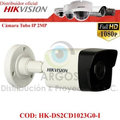 CÁMARA IP TUBO FULL HD 1080P 2MP