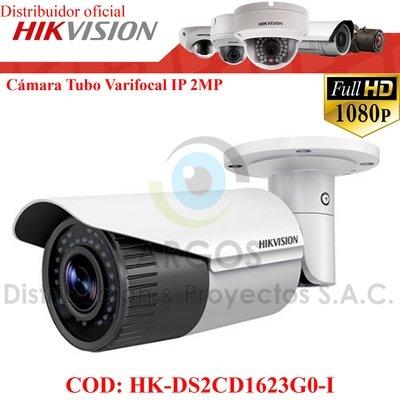 CÁMARA IP TUBO FULL HD 1080P 2MP   VARIFOCAL   SD