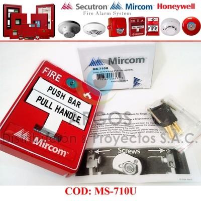 ESTACIÓN MANUAL DOBLE MIRCOM MS-710U