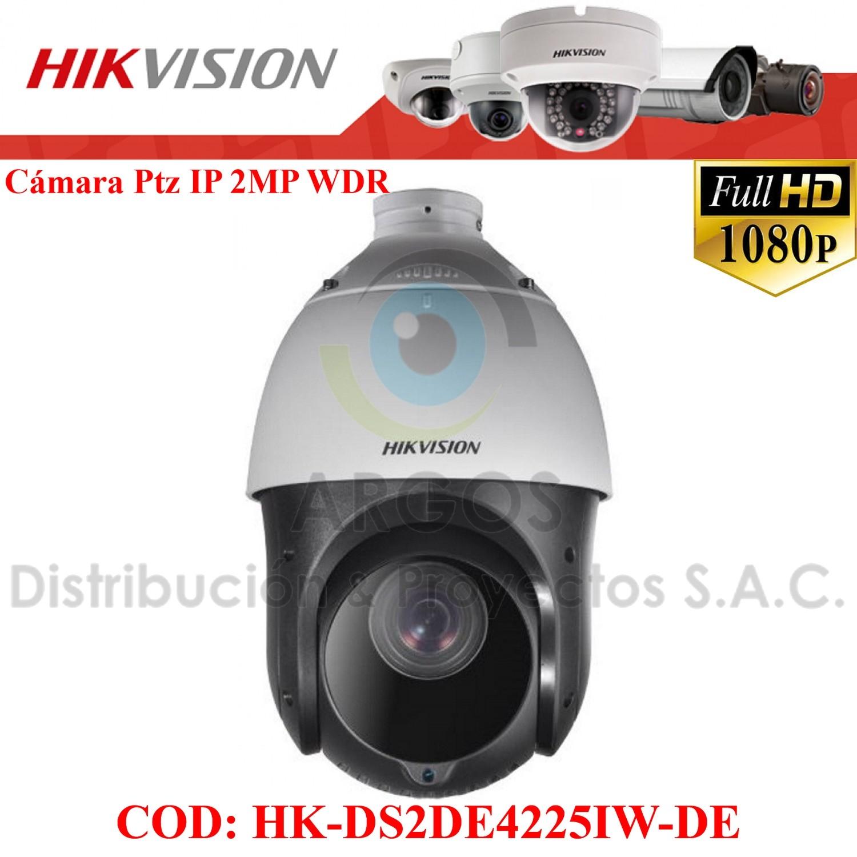 "DOMO PTZ ""IR"" IP 2Mp HD 1080 30FPS | CMOS 1/2.8"" ICR | ULTRA-LOW Light | ZOOM 25x | IR 100m |WDR | IP66 | SLOT Micro SD |AUDIO| ALARMA"