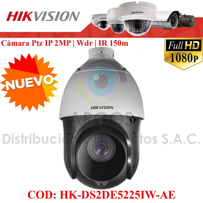 "DOMO PTZ ""IR"" IP 2Mp FULL HD 1080 30FPS | CMOS ½.8"" ICR| ZOOM 25x| IR 150m | IP66 | SLOT SD | EZVIZ."