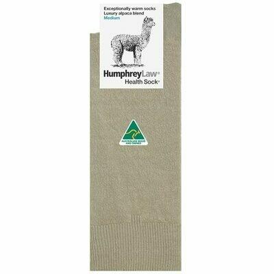 Baby Alpaca Blend Health Sock® Style 05C - Antelope