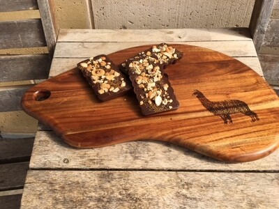 Wattle Seed and Salted Cashew Bar