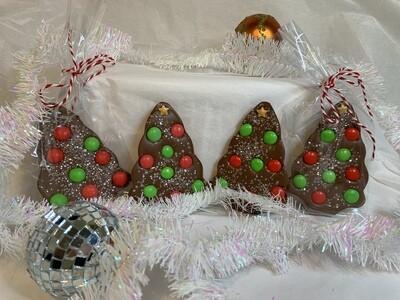 Smartie Christmas Tree