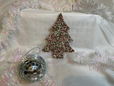 Sprinkle Christmas Tree