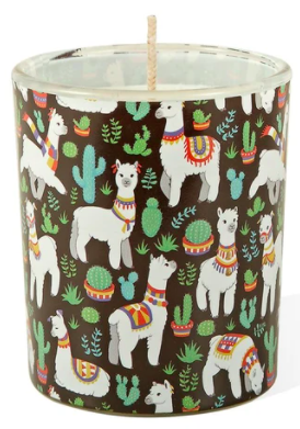 Alpaca Candle