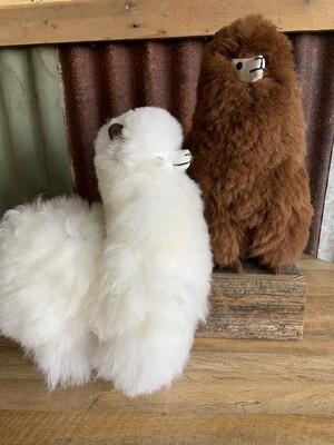 Alpaca Fleece Toy