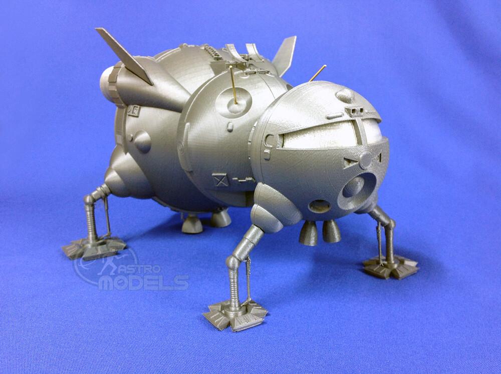 """Starbug Spacecraft Model Kit - 11"""" Long - Superb Detail!"""