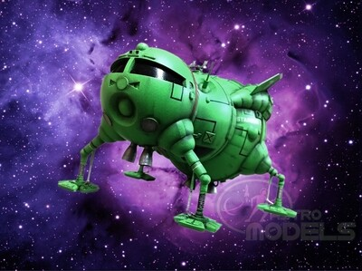 Pre-Assembled and Painted Starbug Spacecraft - 11