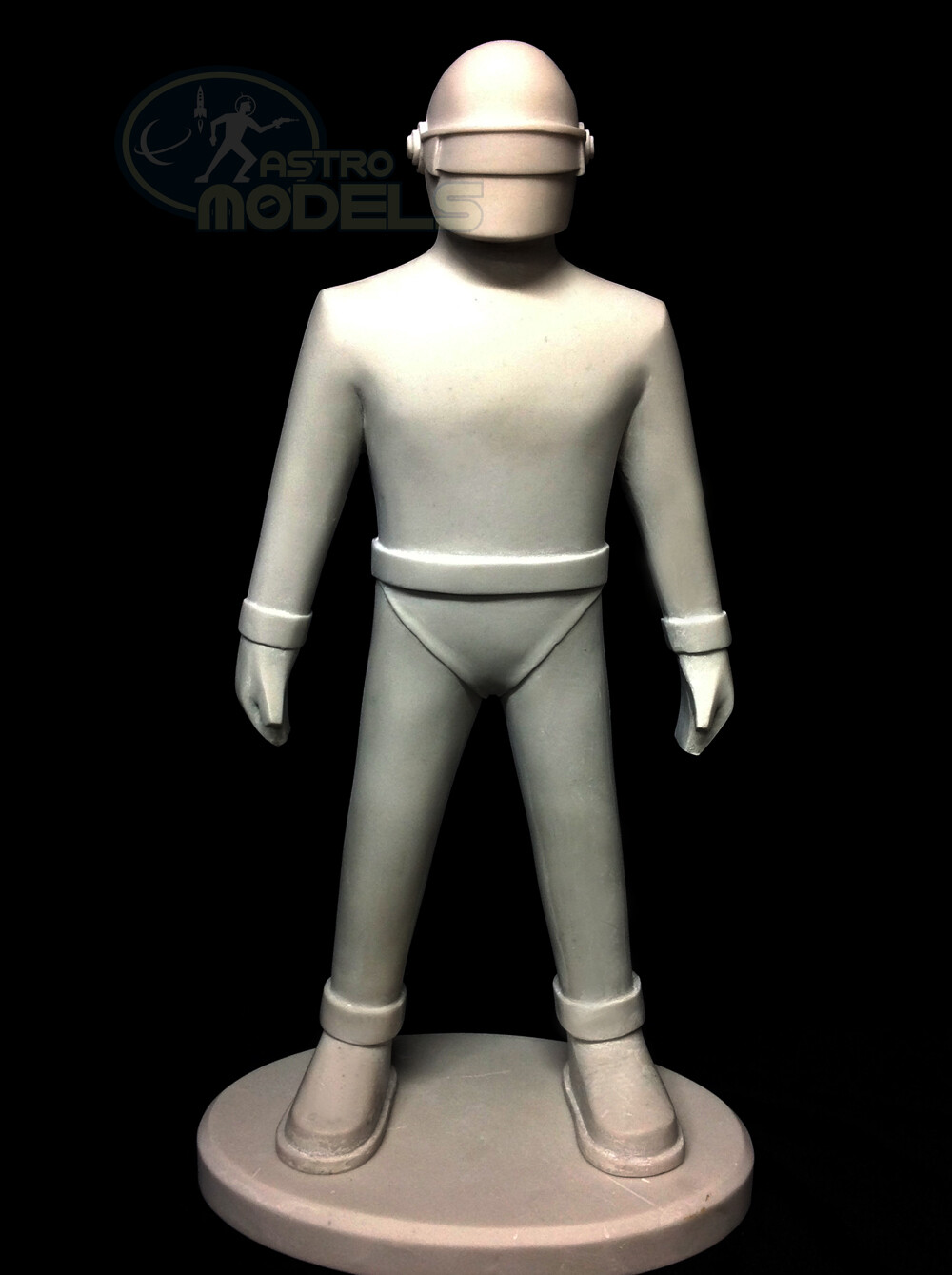 "12"" Gort Robot - The Day the Earth Stood Still - Model Kit"